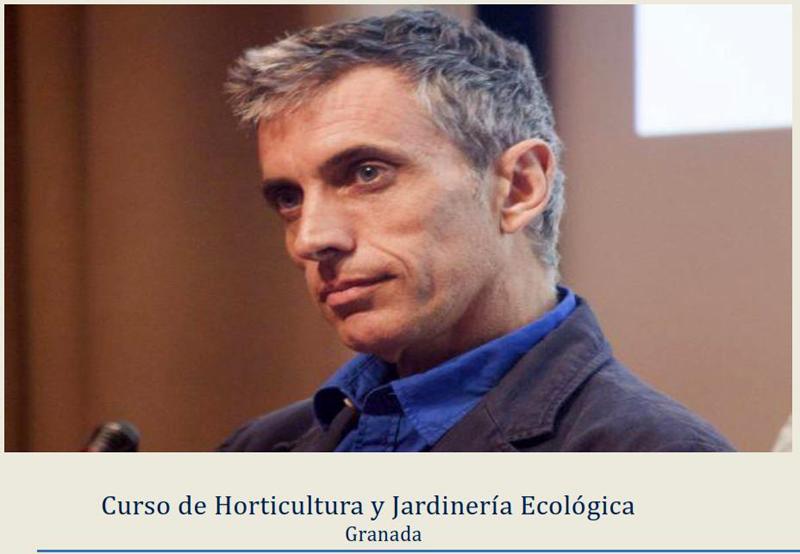 Curso ecolog a urbana horticultura jardiner a ecol gica for Jardineria ecologica