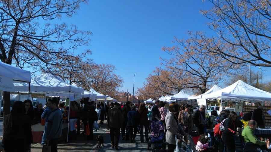 Ecomercado de Granada zona Norte